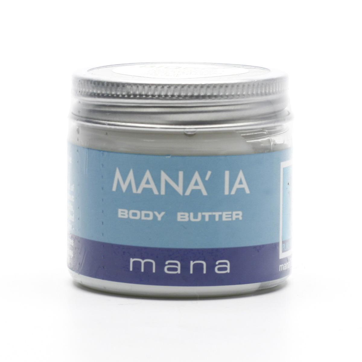 Pure Fiji Pánské tělové máslo Mana'ia 59 ml