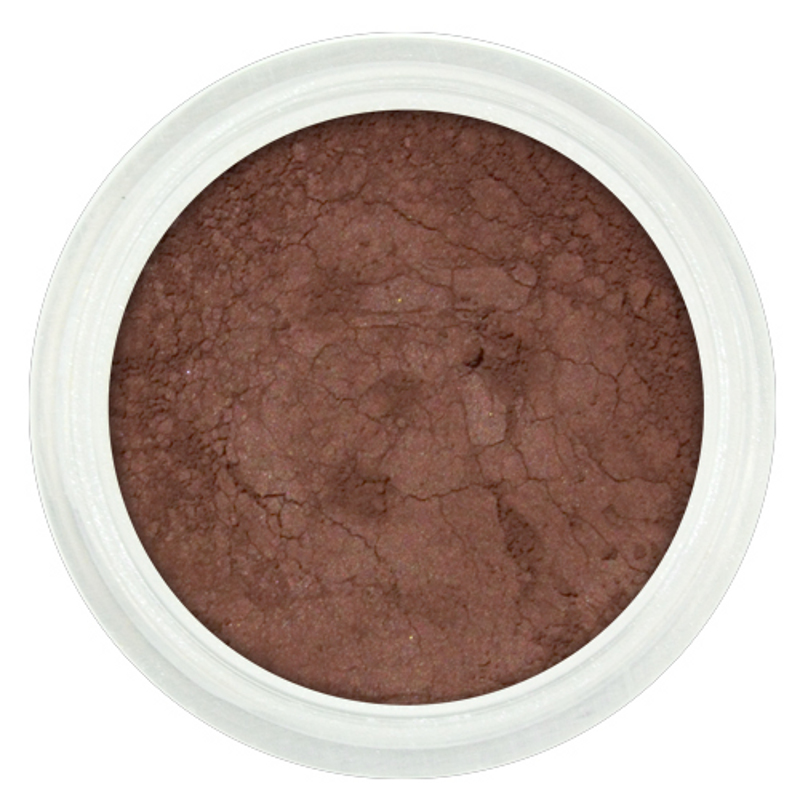 Everyday Minerals Minerální oční stíny Dark Brown Brow Color 1,7 g