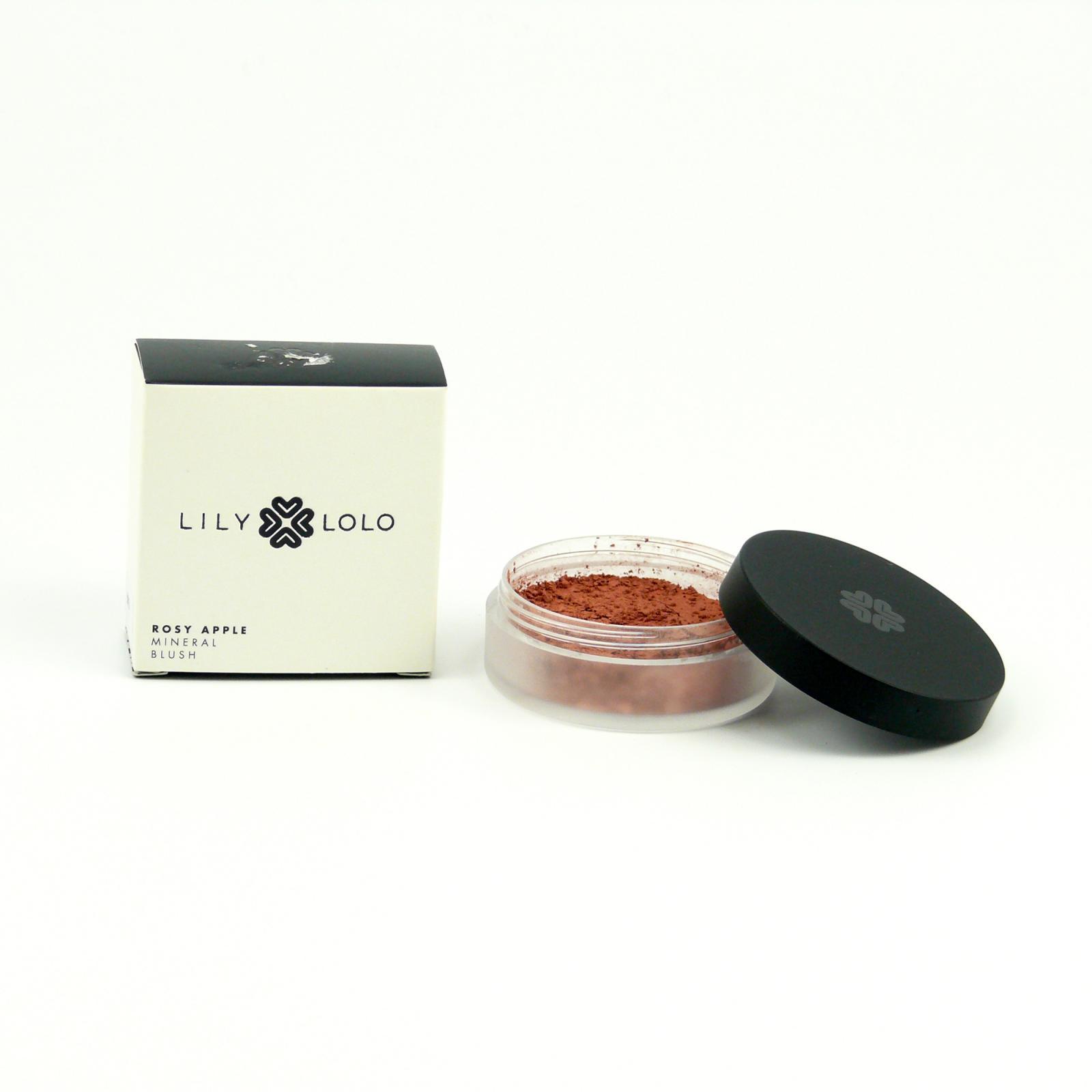 Lily Lolo Mineral Cosmetics Minerální tvářenka Rosy Apple 3,5 g