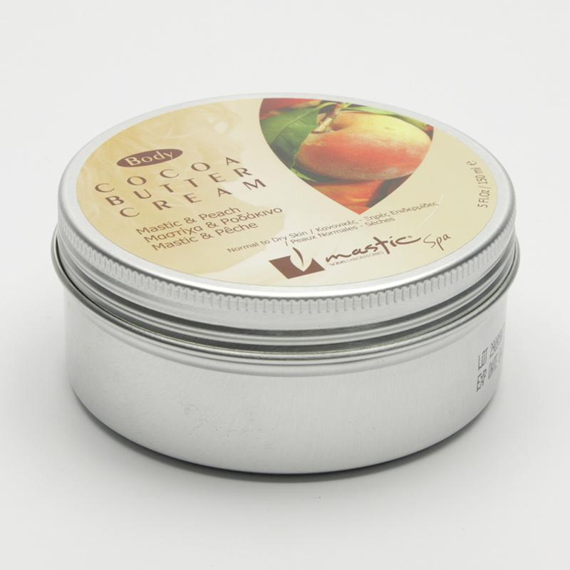 Mastic spa Kakaové máslo s broskví 150 ml