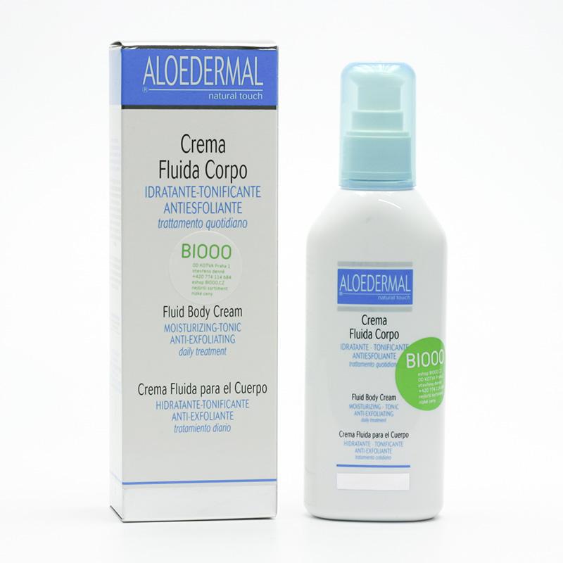 ESI Tělové mléko Aloe vera, Aloe Dermal 200 ml