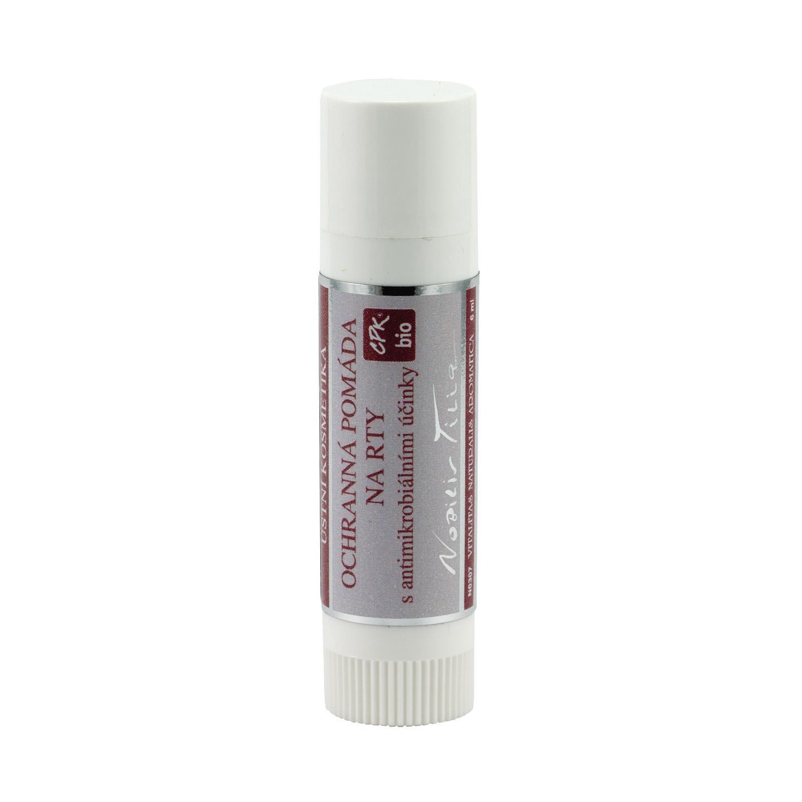 Nobilis Tilia Ochranná pomáda na rty, tyčinka 6 ml
