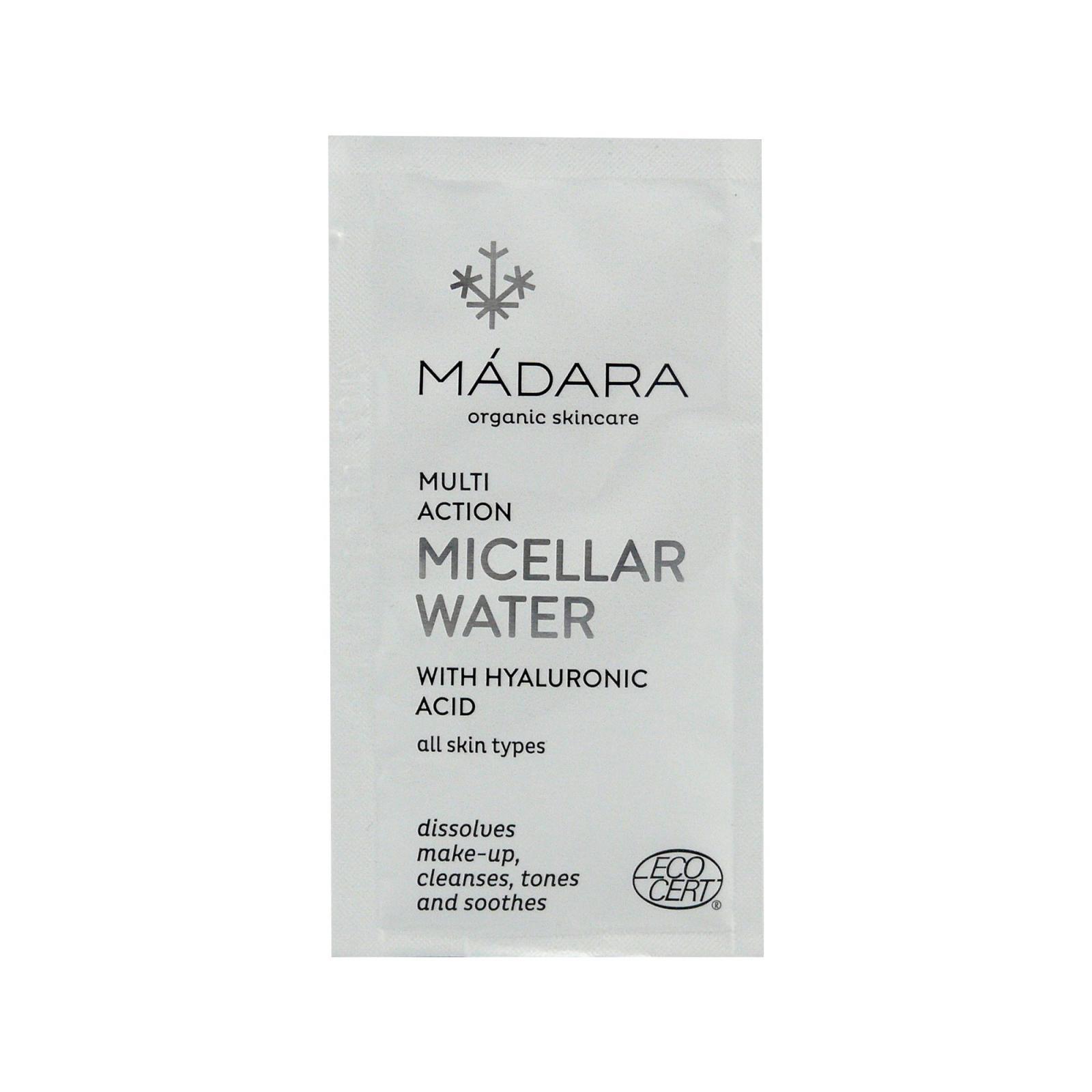 Mádara Micelární voda 5 ml