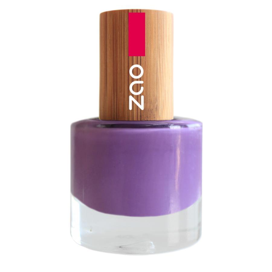 ZAO Lak na nehty 652 Lilac 8 ml