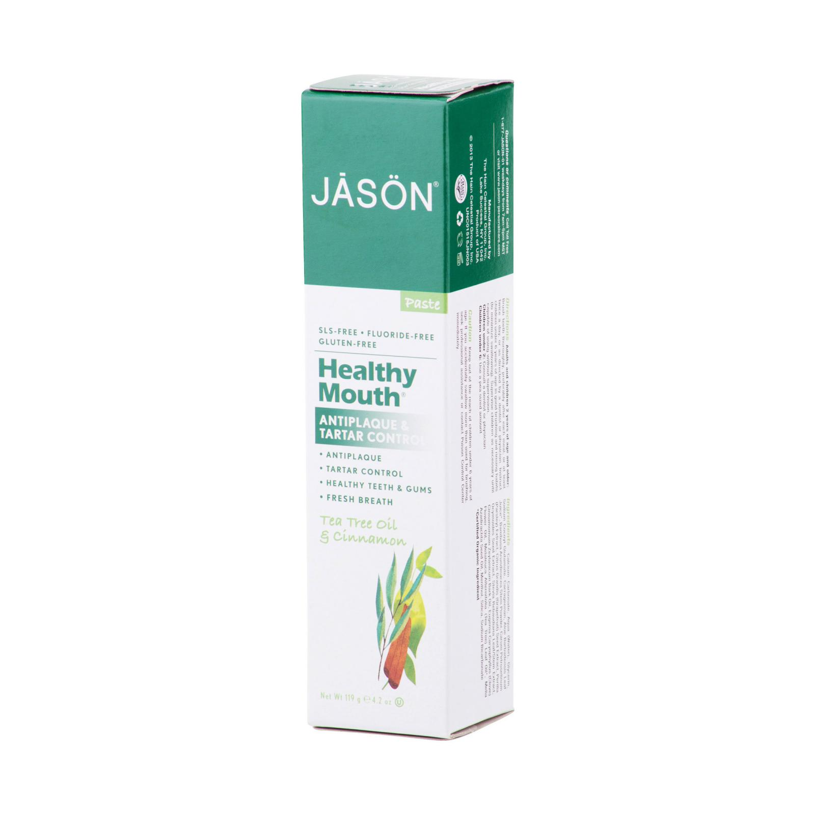 Jason Zubní pasta Healthy Mouth 119 g
