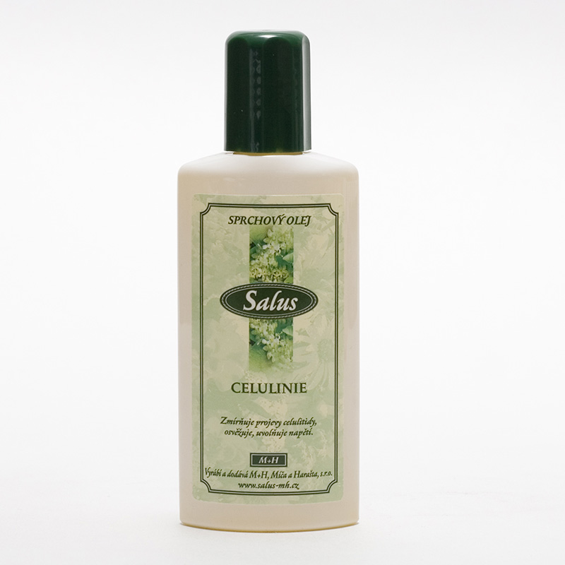 Saloos x Sprchový olej celulinie 100 ml