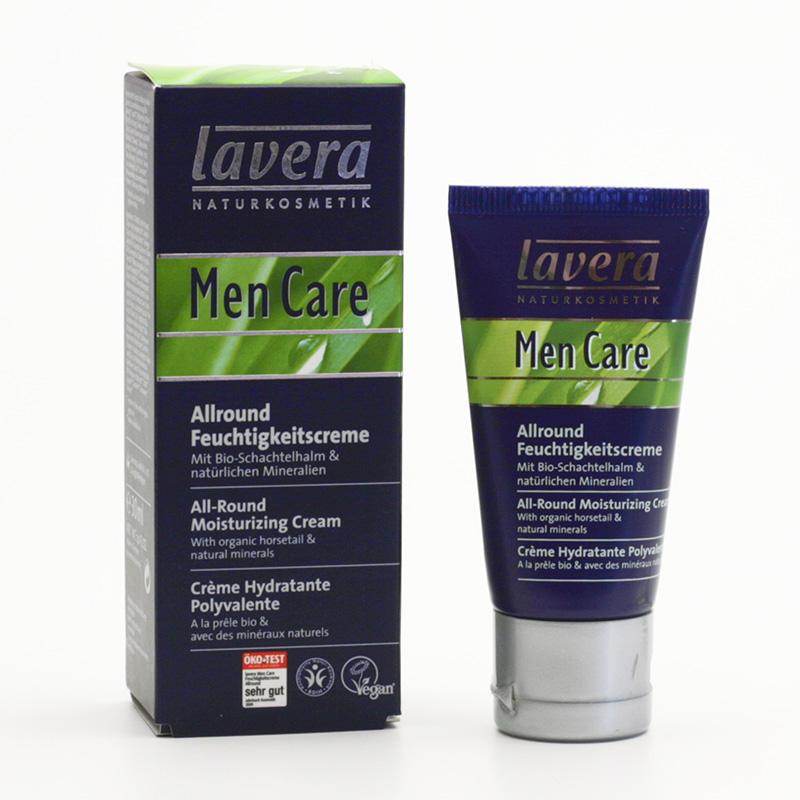Lavera Krém hydratační univerzální, Men Care 30 ml