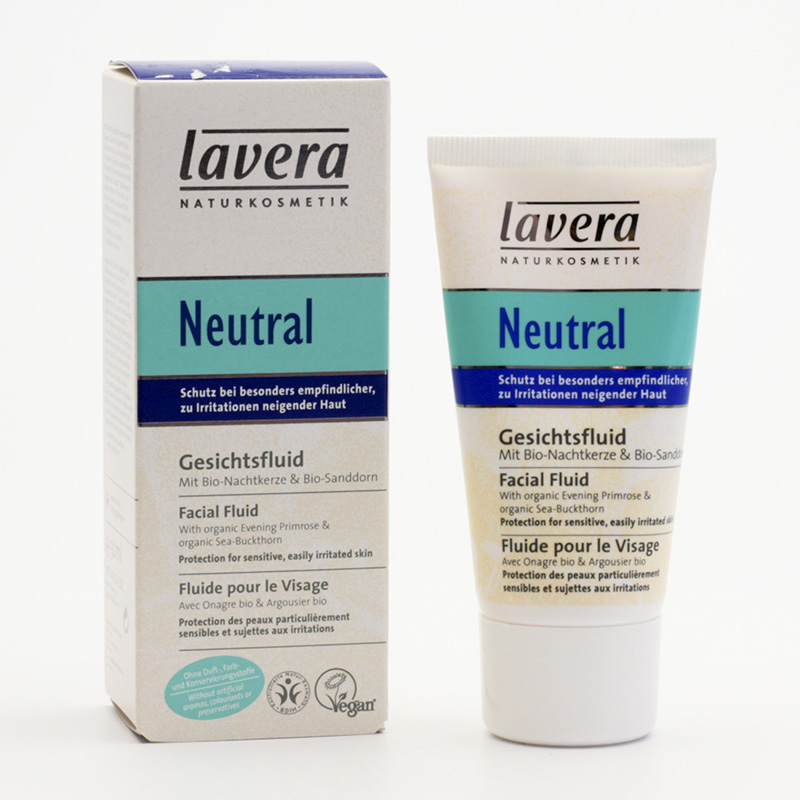 Lavera xxHydratační fluid, Neutral 50 ml