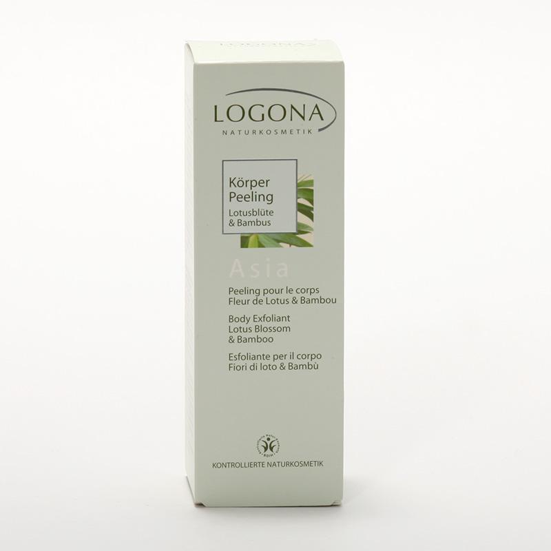 Logona Peeling, Asia - vyřazen 100 ml