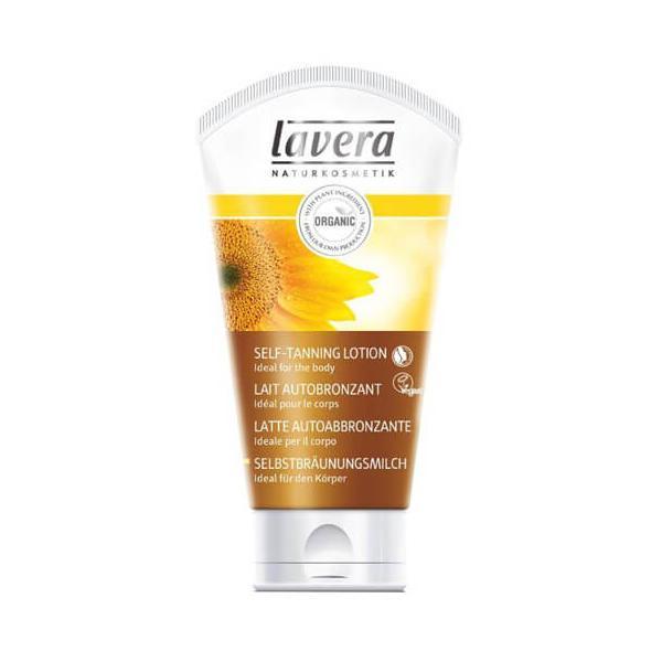 Lavera Samoopalovací tělové mléko, Sun Sensitive 150 ml