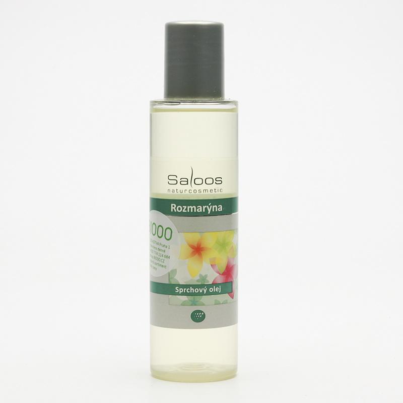 Saloos Sprchový olej rozmarýna 125 ml