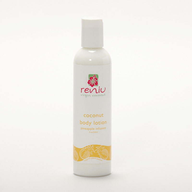 Reniu Fiji Tělové mléko, ananas 240 ml