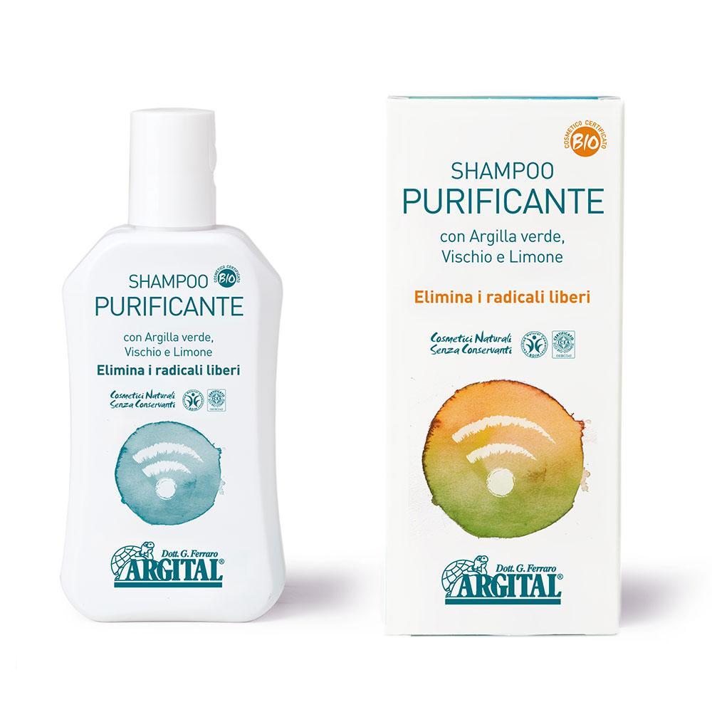 Argital Šampon očistný proti volným radikálům 250 ml