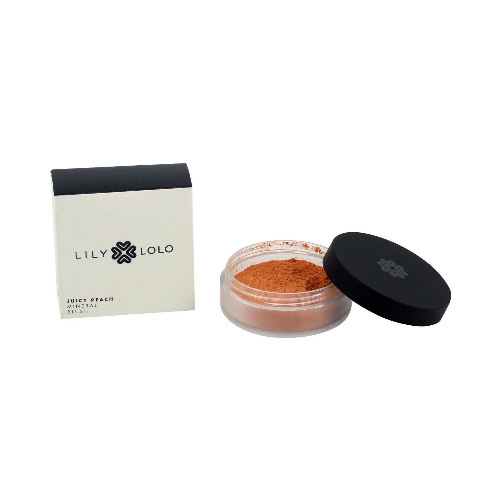 Lily Lolo Mineral Cosmetics Minerální tvářenka Juicy Peach 3 g