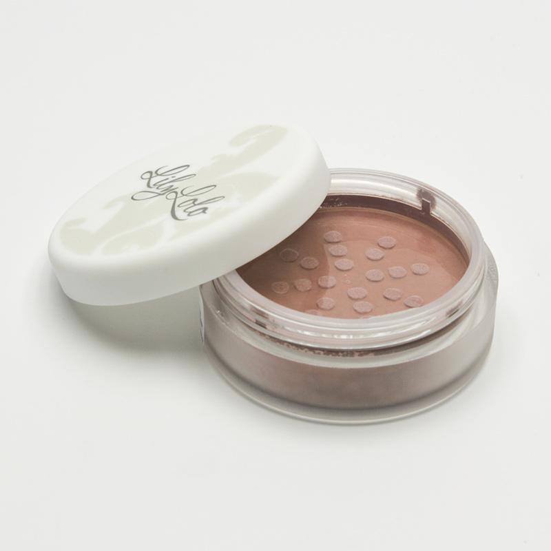 Lily Lolo Mineral Cosmetics Minerální tvářenka Sugar n Spice 3 g