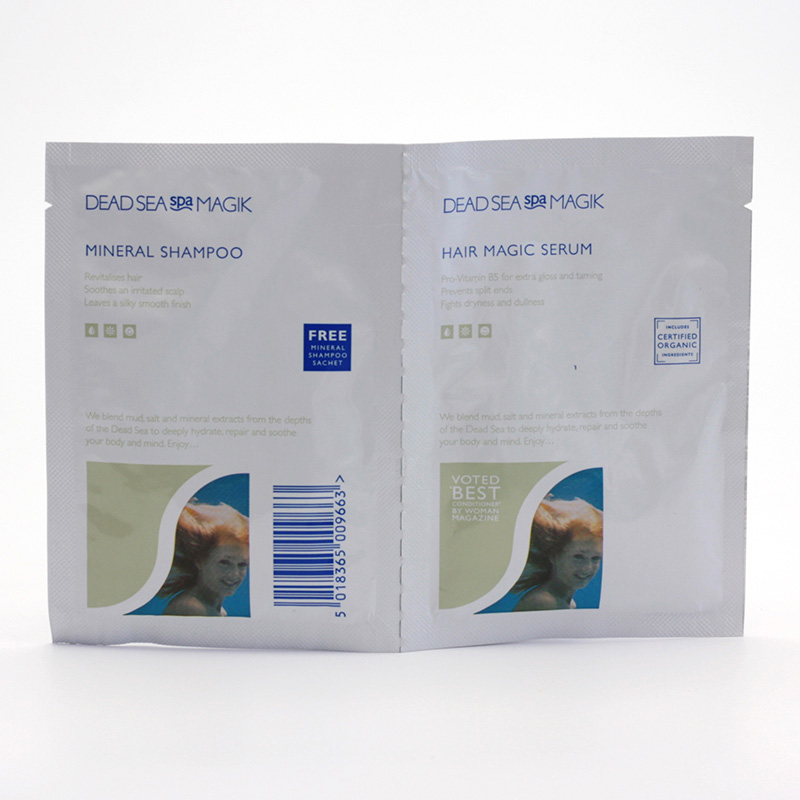 Spa Magik Sérum na vlasy a šampon s minerály z Mrtvého moře 2 ks, 50 ml
