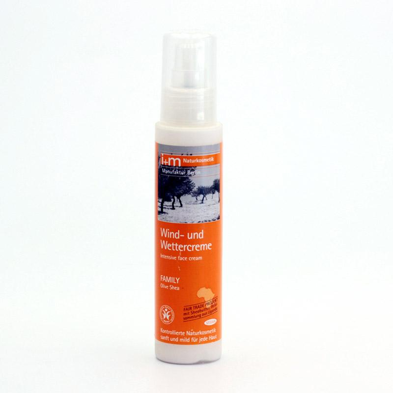 I+M Naturkosmetik Výprodej Krém intezivní ochranný Family 100 ml
