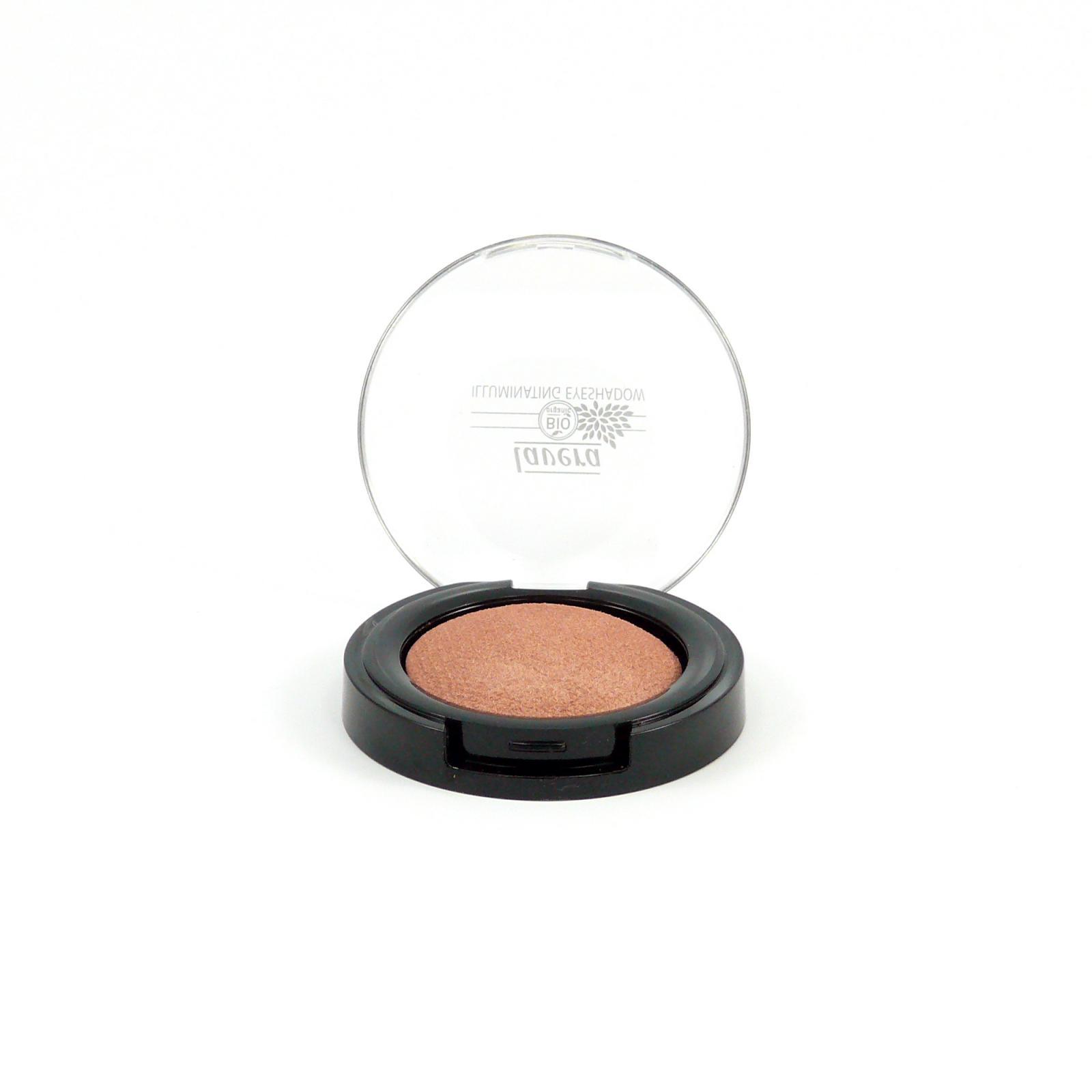 Lavera Třpytivé oční stíny MONO 01 zlatá, Trend Sensitive 2014 1,5 g
