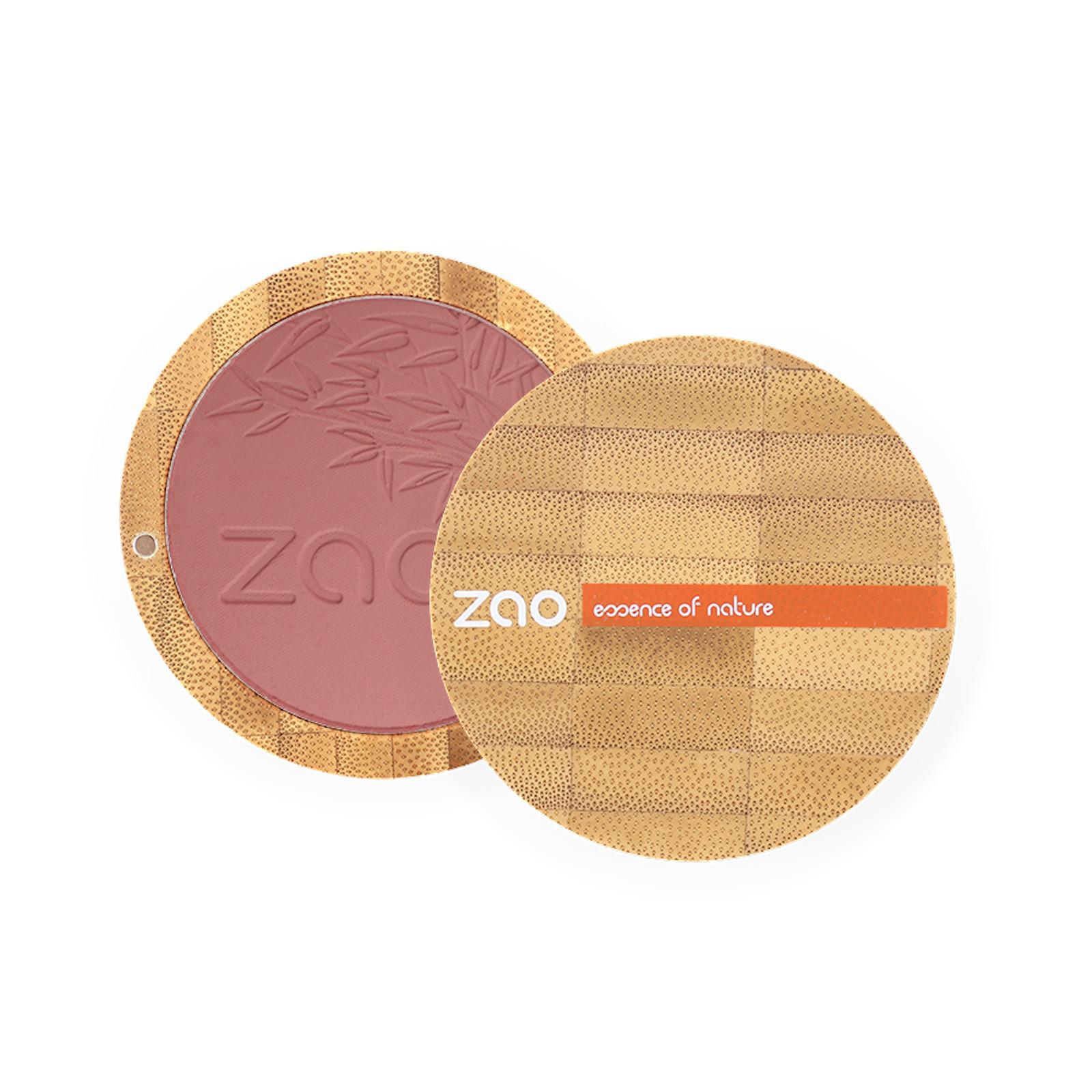 ZAO Tvářenka 322 Brown Pink 9 g bambusový obal