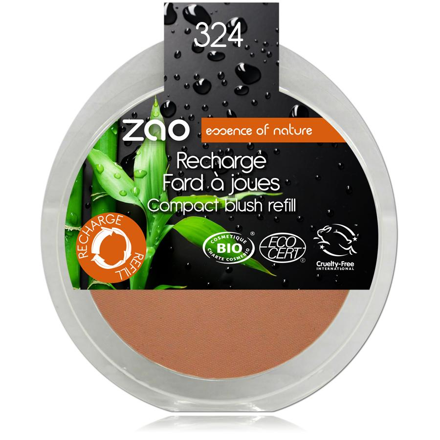 ZAO Tvářenka 324 Red Brick 9 g náplň