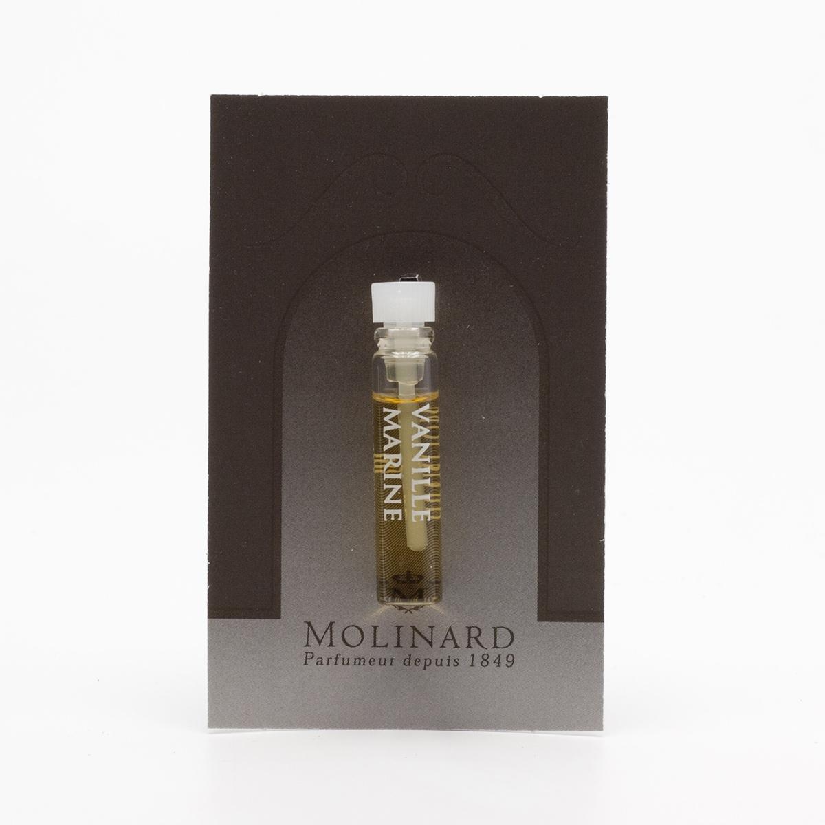 Molinard Toaletní voda Vanille Marine 1 ml