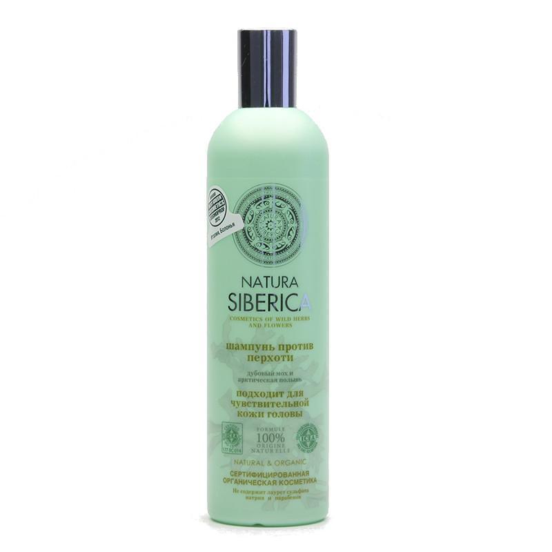 Natura Siberica Šampon pro citlivou pokožku hlavy Proti lupům 400 ml