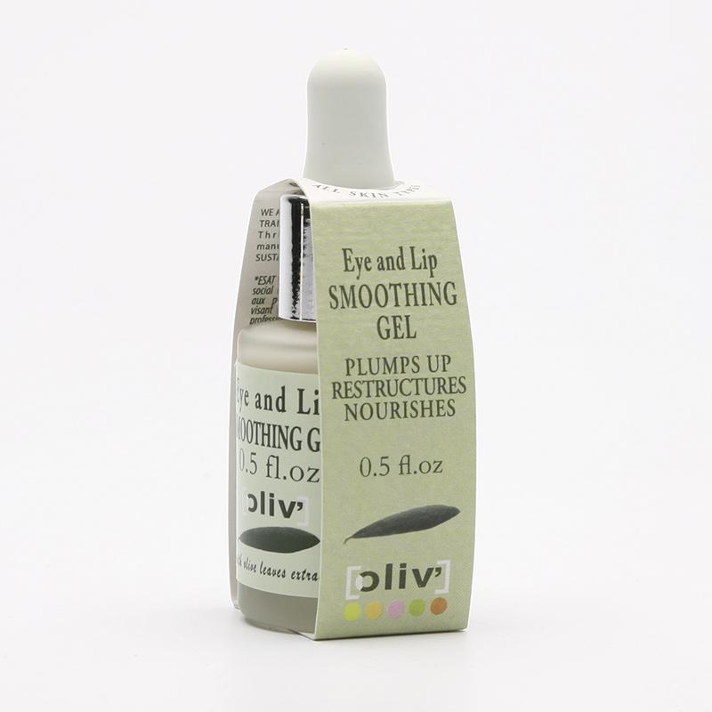 La Clarée Gel na oči a rty konturovací, oliv' 15 ml