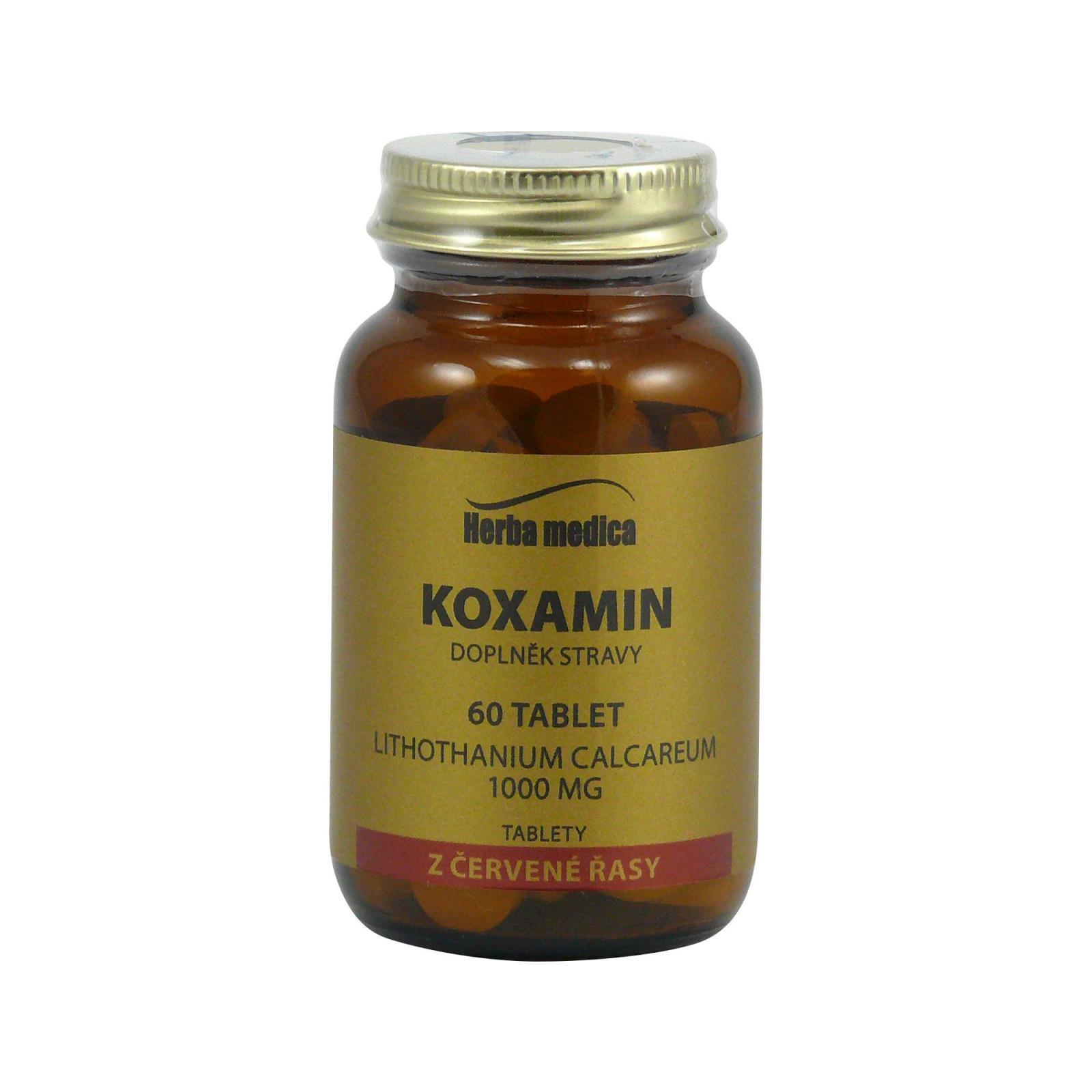 Herba Medica Koxamin 60 tablet, 62,22 g
