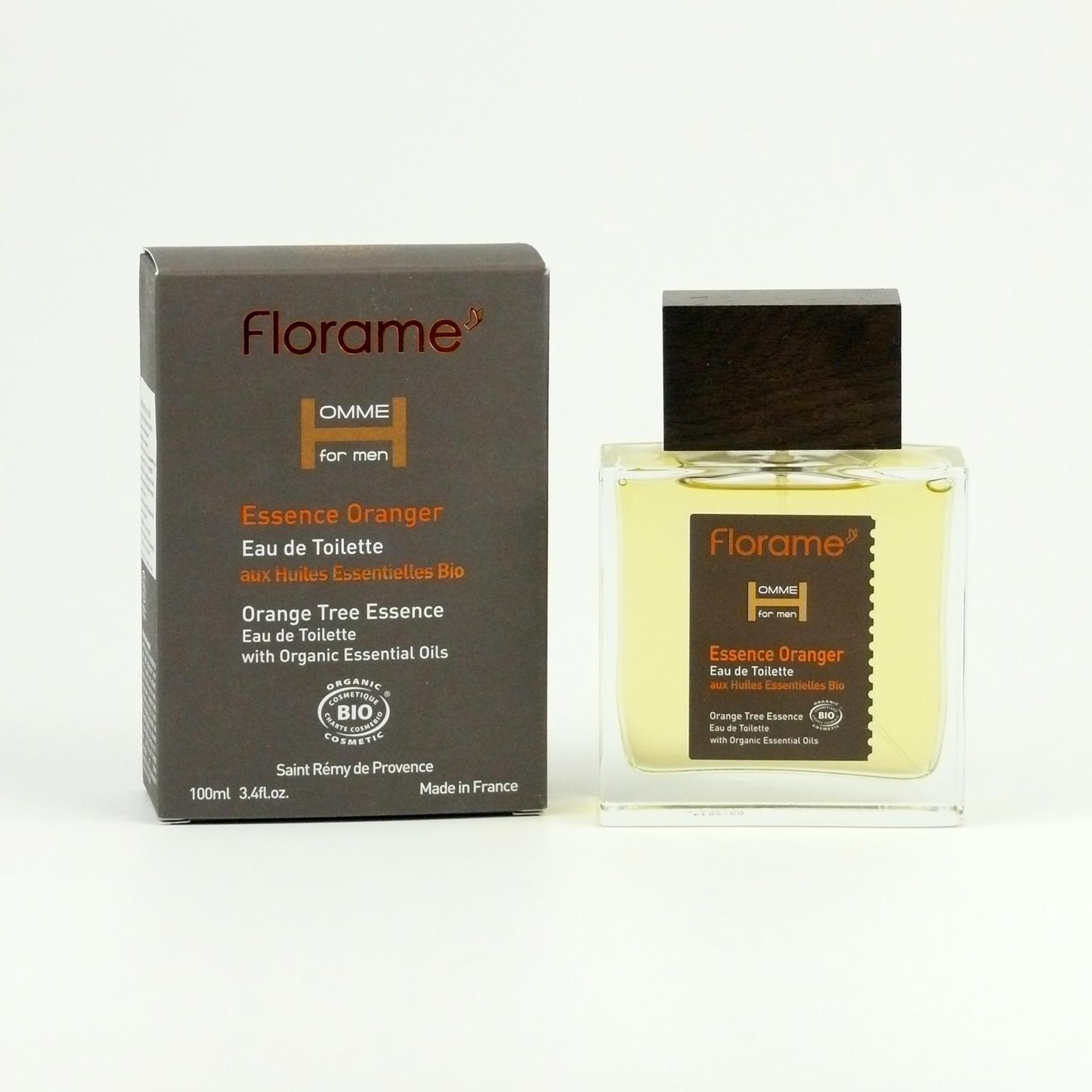 Florame Pánská toaletní voda Orange Tree Essence 100 ml