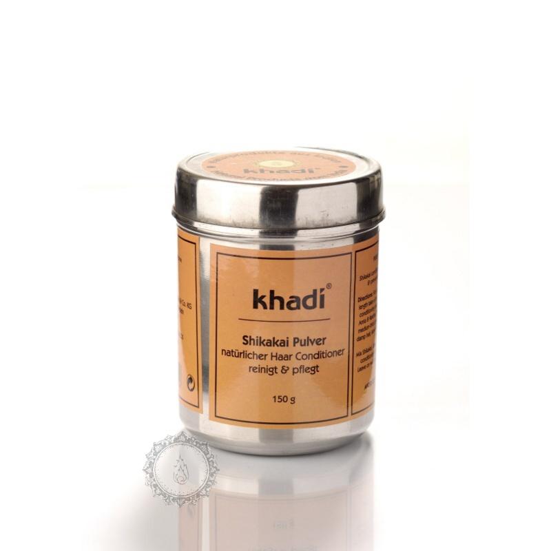 Khadí Prášek Shikakai - kondicioner & kúra 150 g