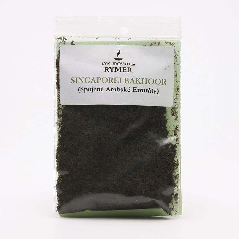 ostatní Vykuřovací směs bakhoor, Singaporei 20 g