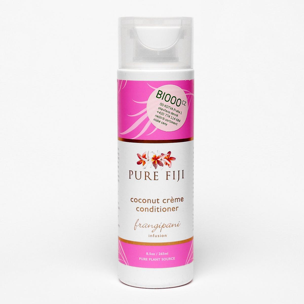 Pure Fiji Kokosový kondicioner, plumérie 265 ml