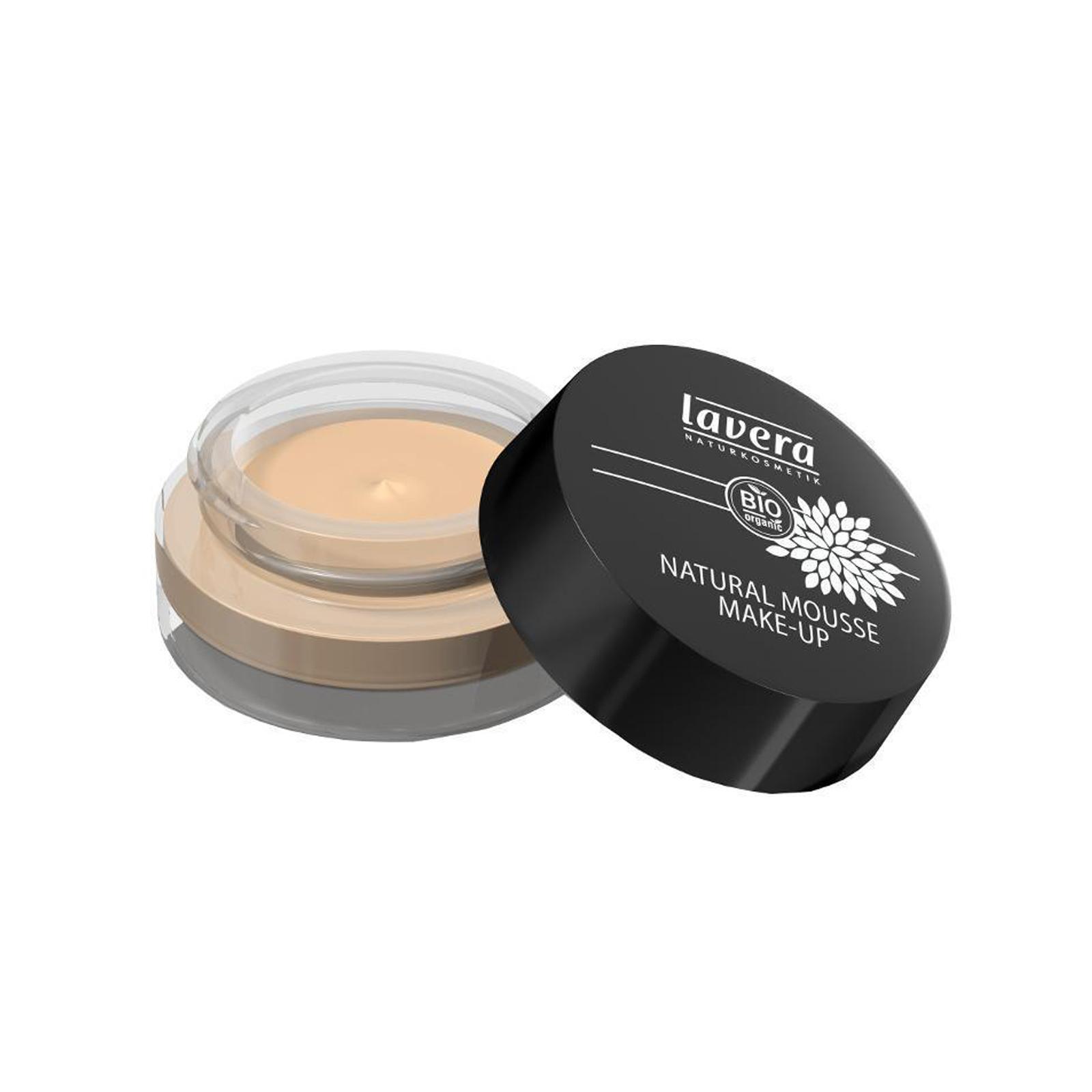 Lavera Make-up pěnový 01 slonová kost, Trend Sensitiv 2014 15 g