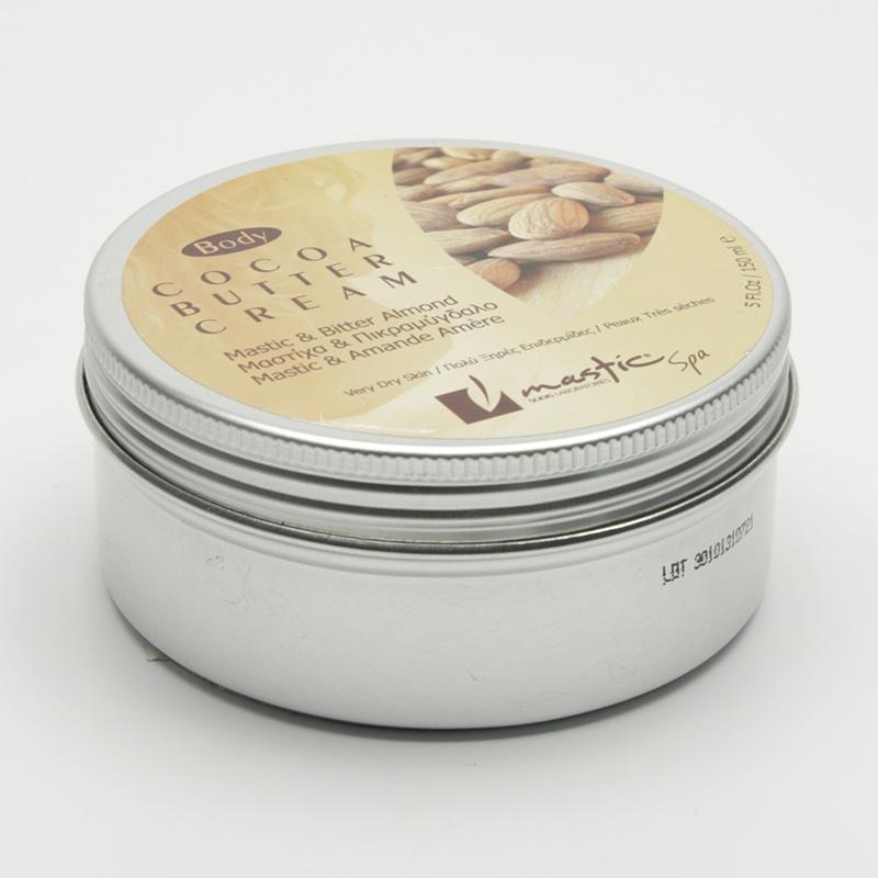 Mastic spa Kakaové máslo s hořkou mandlí 150 ml