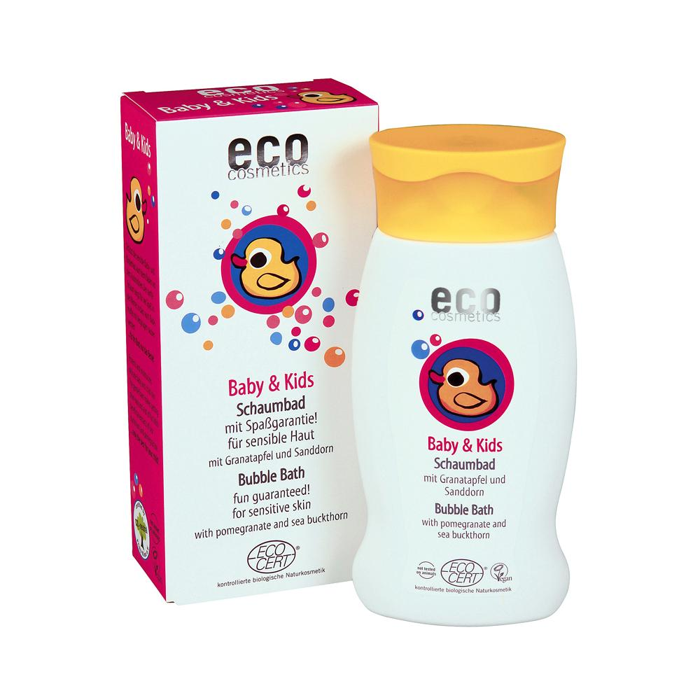 Eco Cosmetics Bublinková koupel, Baby 200 ml