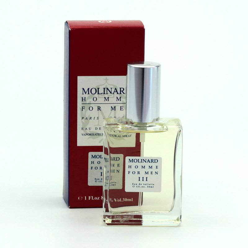 Molinard Toaletní voda Homme III EDT VAPO 30 ml