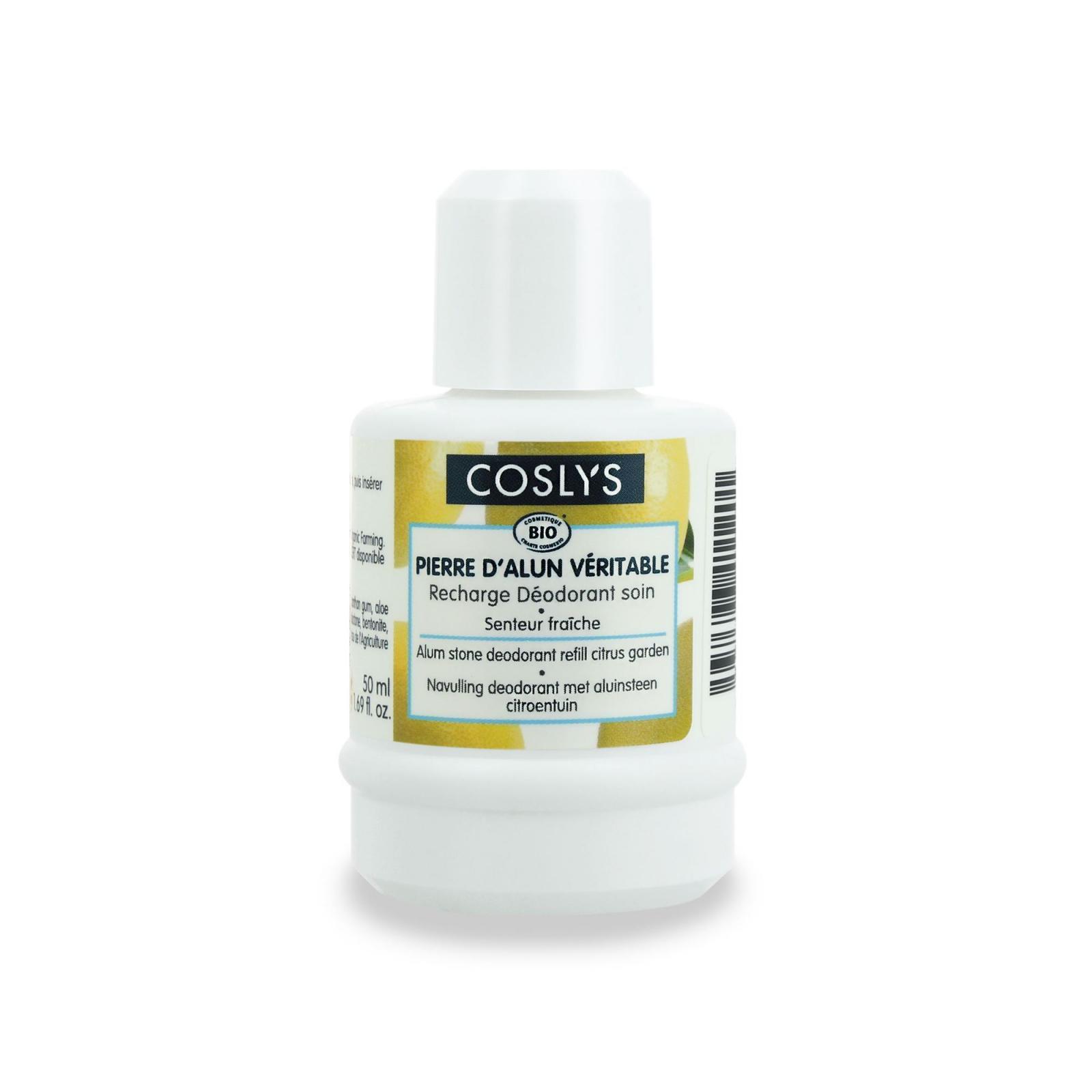 Coslys Deodorant citrusová zahrada 50 ml náplň