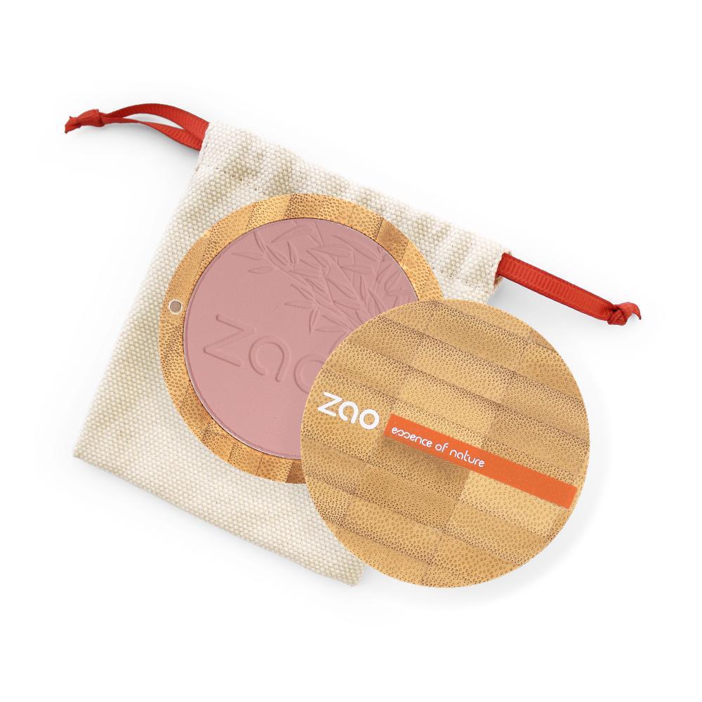 ZAO Tvářenka 323 Dark Purple 9 g bambusový obal