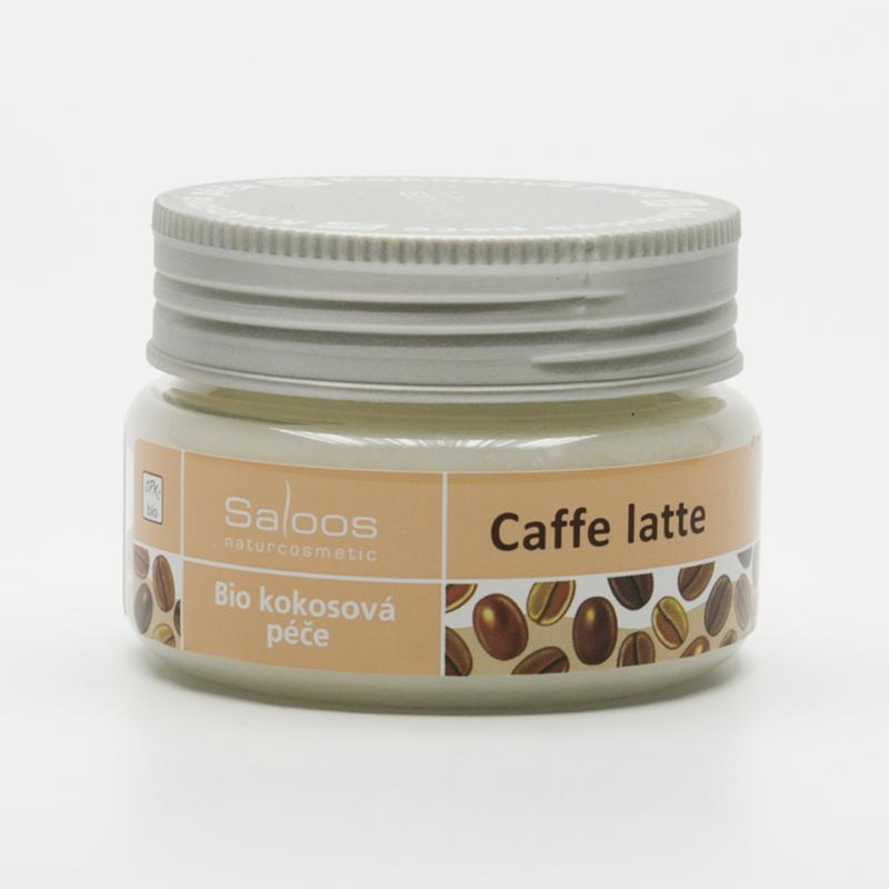 Saloos Bio kokosová péče, caffe latte 100 ml