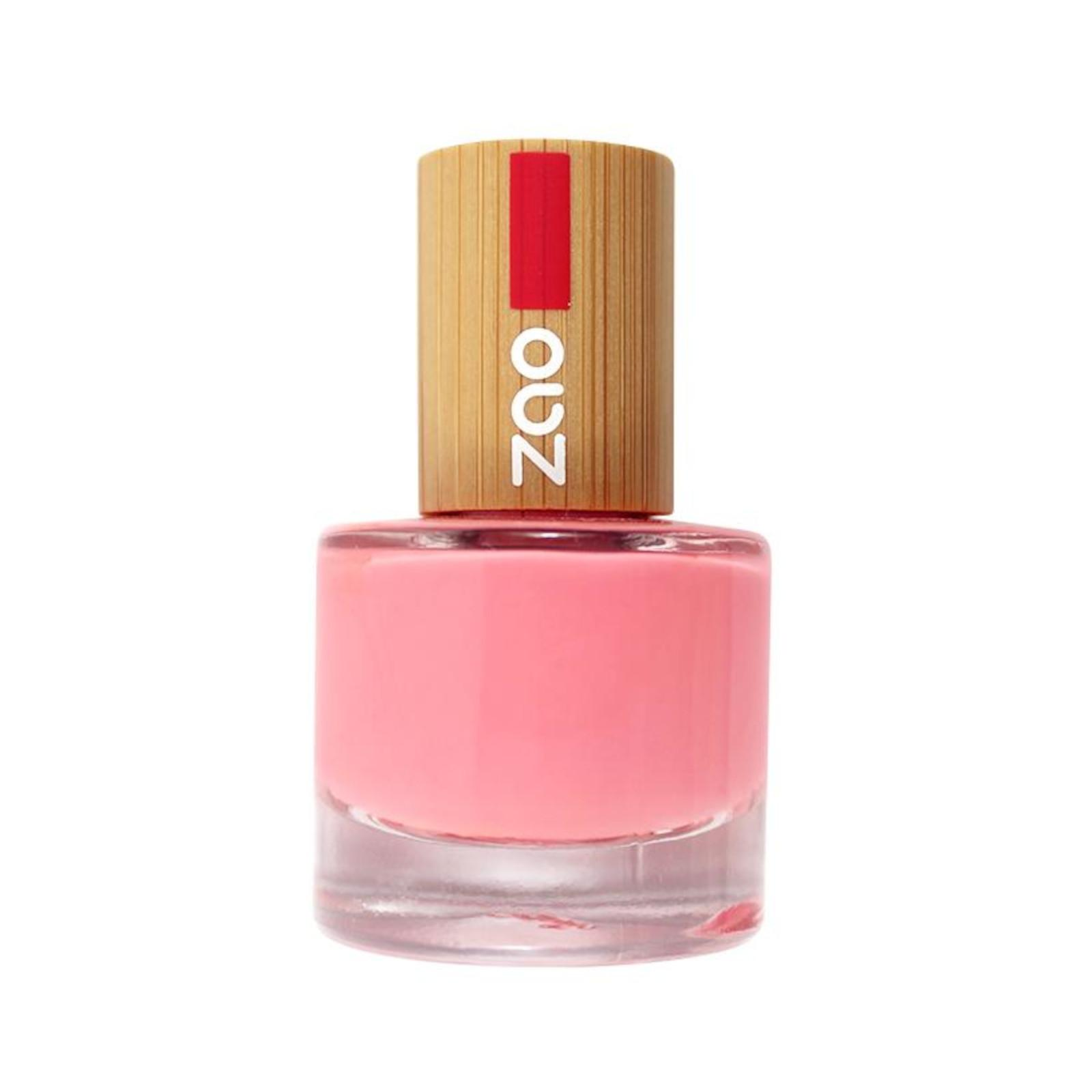 ZAO Lak na nehty 654 Hot Pink 8 ml