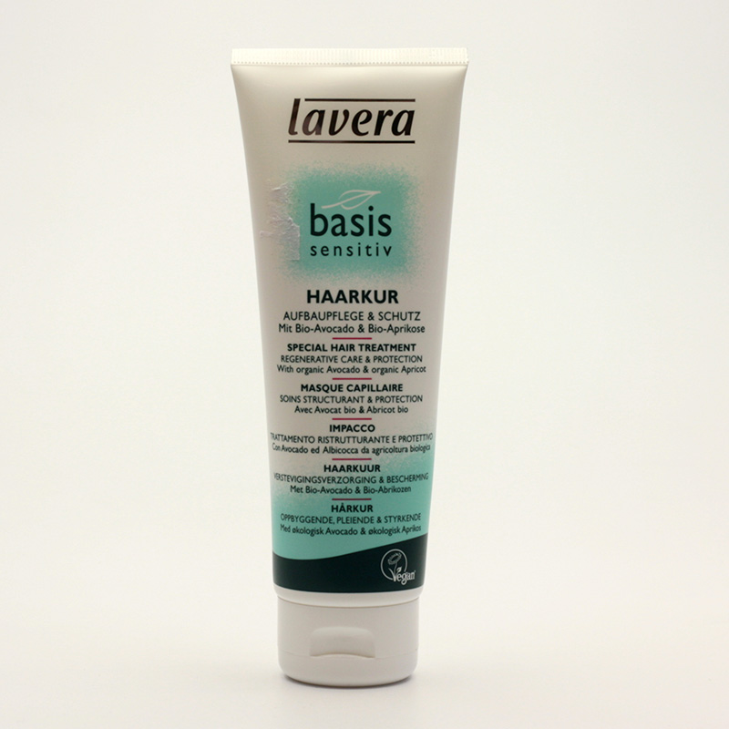 Lavera xxxVýprodej Vlasová kúra speciální, Basis Sensitive 125 ml