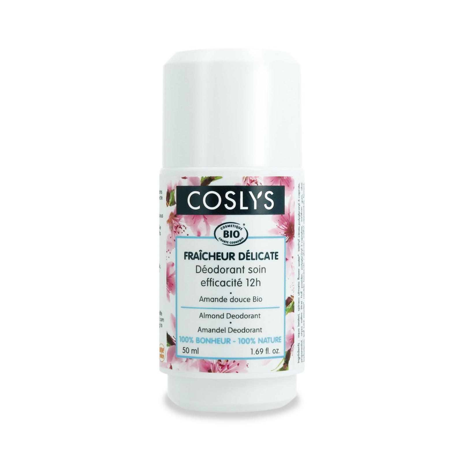 Coslys Deodorant mandle 50 ml roll-on