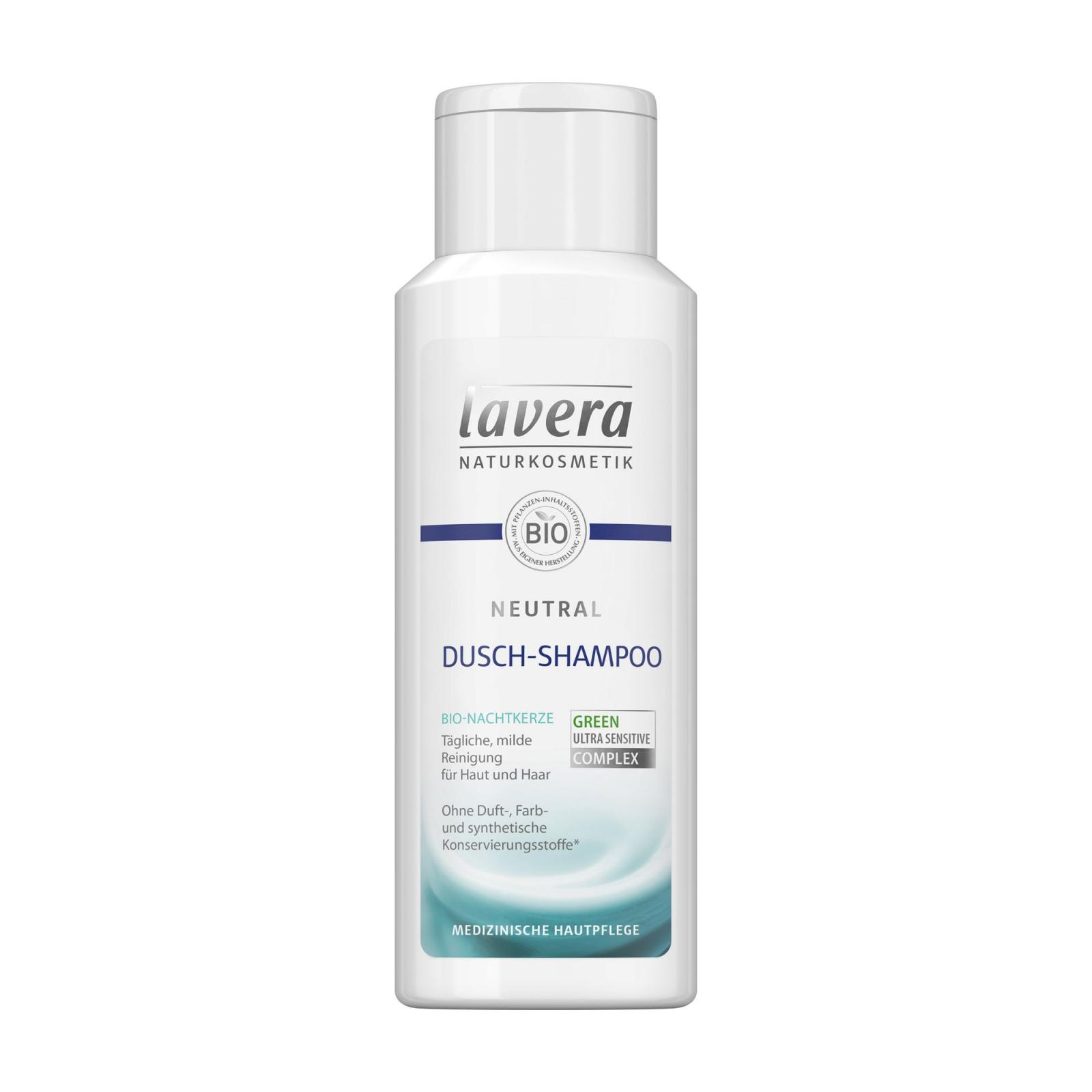 Lavera Sprchový šampon, Neutral 200 ml