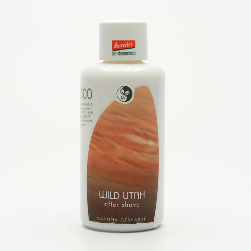 Martina Gebhardt vzor Aftershave, Wild Utah Aftershave 100 ml