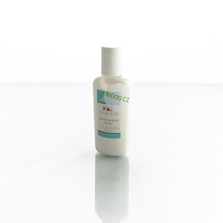 Pure Fiji Hydratační tělové mléko, zázvor 59 ml