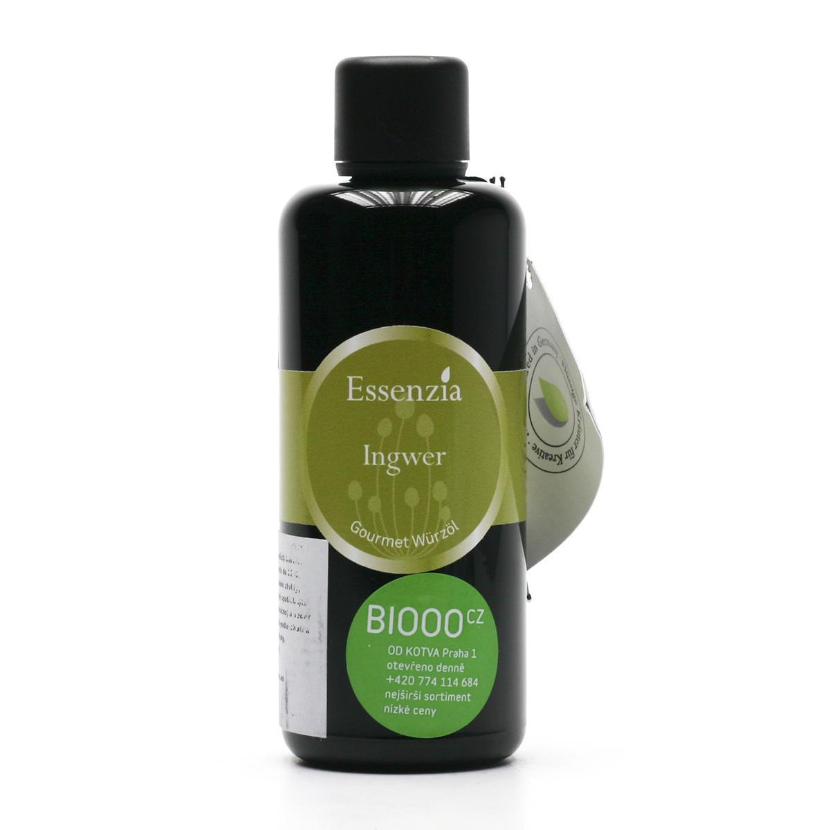 Biopurus Zázvorový olej 100 ml