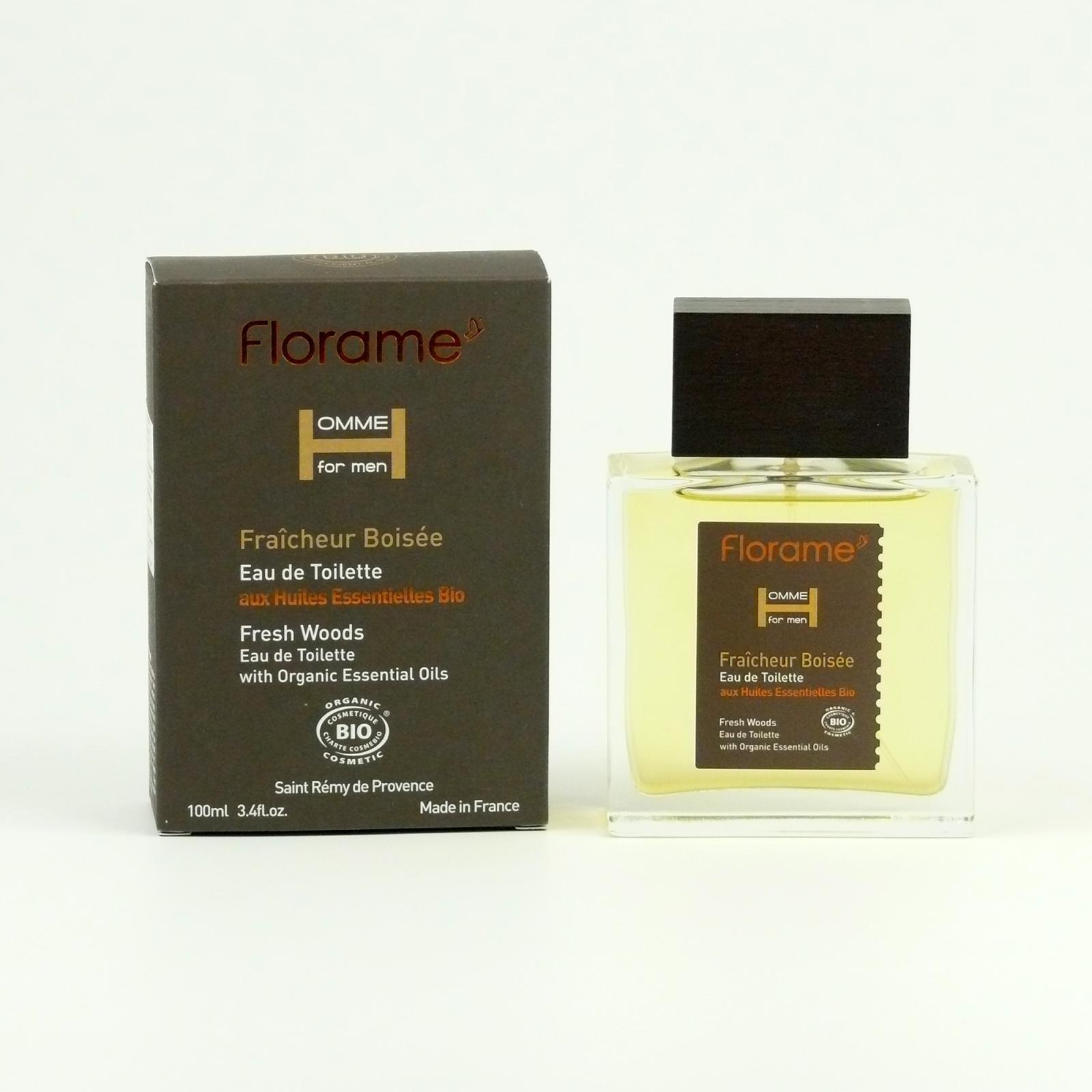 Florame Pánská toaletní voda Fresh Woods 100 ml