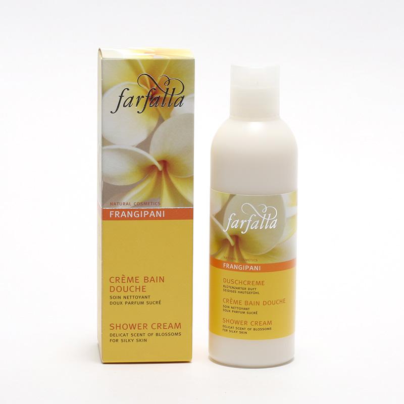 Farfalla Sprchový krém, Frangipani 200 ml