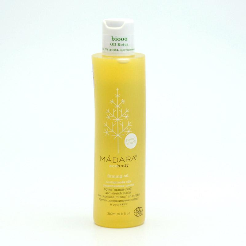 Mádara x Tělový olej zpevňující 200 ml