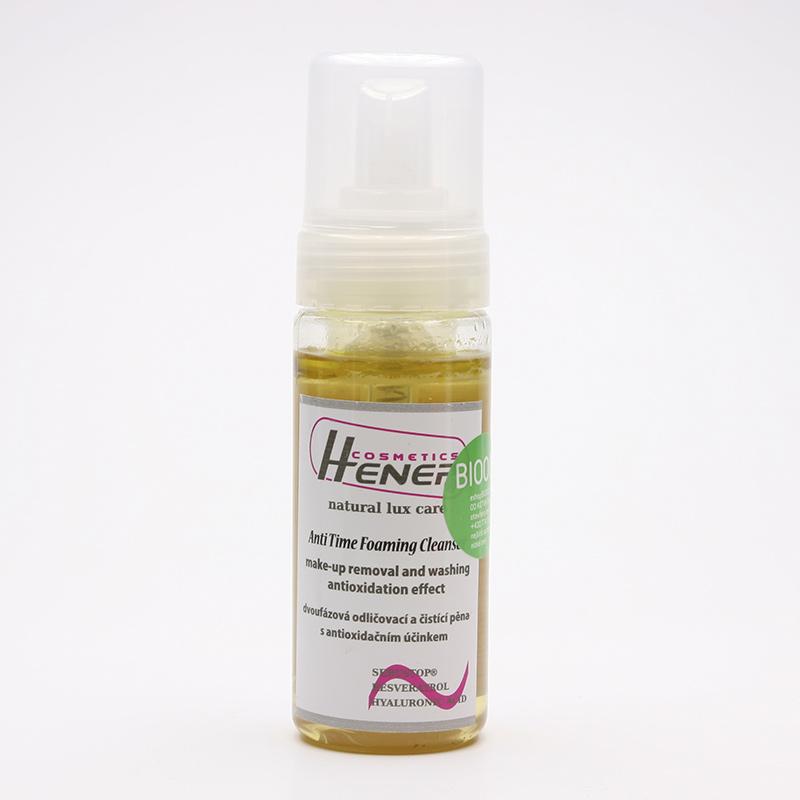 Henep Čisticí pěna s antioxidačním účinkem Anti Time Foaming Cleanser 150 ml